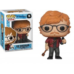 POP figure Ed Sheeran 9 cm