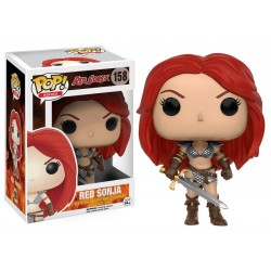 Red Sonja POP! Heroes Vinyl...