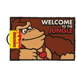 Donkey Kong Doormat Welcome...