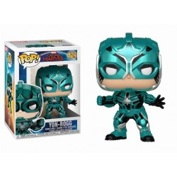 Pop figure Marvel Captain...