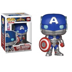 Pop! Marvel: Contest of...