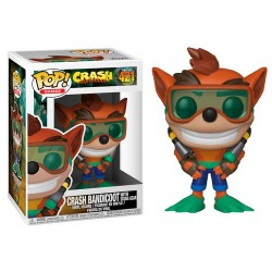 POP figure Crash Bandicoot...