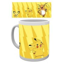 Pokemon Pikachu Evolution...