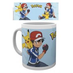 Pokemon Ash Mug Hrnek 300 ml