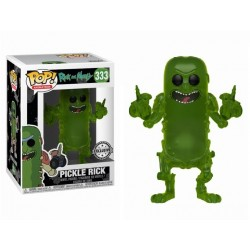 POP figure Rick and Morty...