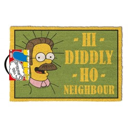 The Simpsons Hi Diddly Ho...