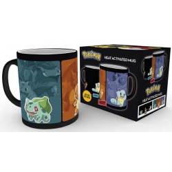 Pokemon Heat Change Mug...