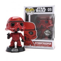 POP figure Star Wars Red...