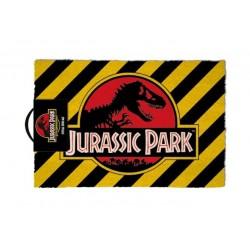 Jurassic Park Doormat...