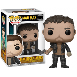 Mad Max Fury Road POP!...