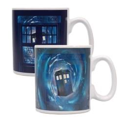 Doctor Who Heat Change Mug...