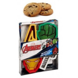 Marvel Cookies cutters -...
