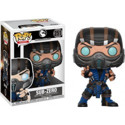 Mortal Kombat POP! Games...
