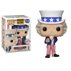 POP figure American History...