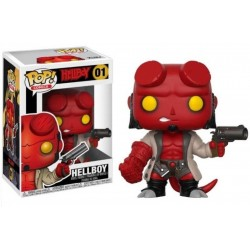 Hellboy POP! Movies Figures...
