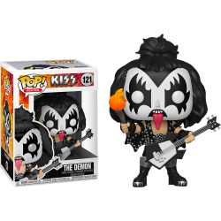 Kiss POP! Rocks Vinyl...