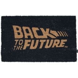 Back to the Future Doormat...