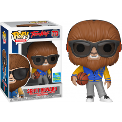 Pop vinyl figure Teen Wolf...