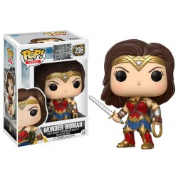 Justice League Movie POP!...
