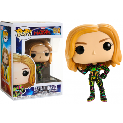 POP Marvel: Captain Marvel...