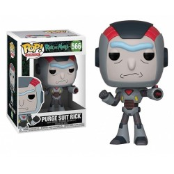 Pop! Cartoons: Rick and...