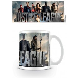 DC Comics: Justice League...