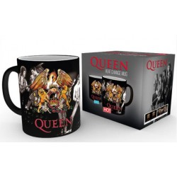 Queen Heat Change Mug Crest...
