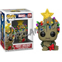 POP Marvel: Holiday - Groot...