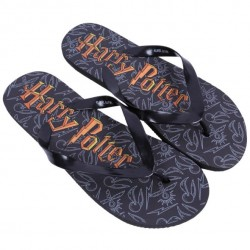 Men flip flops Harry Potter...