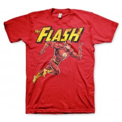 Men T-shirt The Flash...