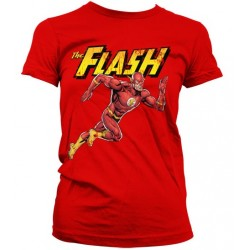 Women T-shirt The Flash...