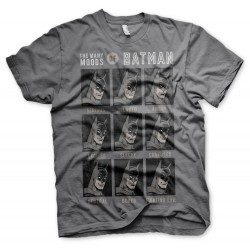 Men T-shirt Batman Many...