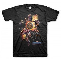 Men T-shirt Marvel Endgame...