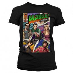 Women T-shirt Big Bang...
