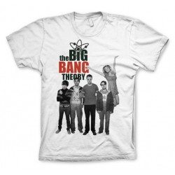 Men T-shirt Big Bang Theory...