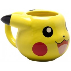 Pokémon 3D Mug Pikachu 475 ml