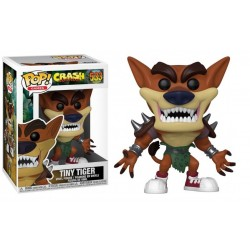 Pop! Games: Crash Bandicoot...