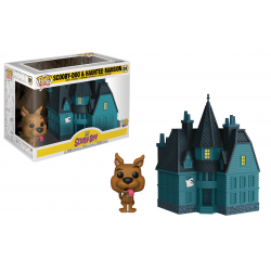 Scooby Doo POP! Town Vinyl...