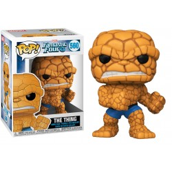 POP Marvel: Fantastic Four...