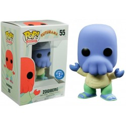 Futurama POP! Animation...