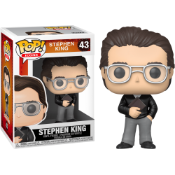 POP Icons: Stephen King IT!...