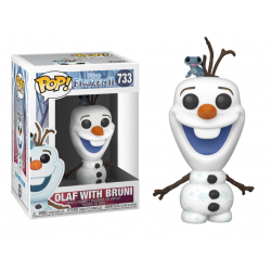 POP Disney: Frozen 2 - Olaf...