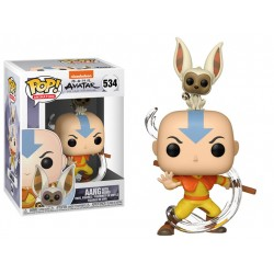 POP figure Avatar Aang with...