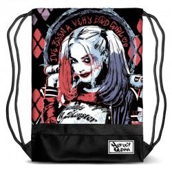 DC Comics Harley Quinn gym...
