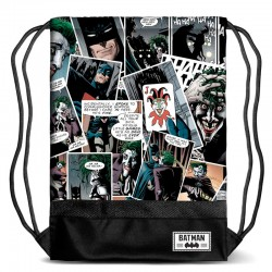 DC Comics Joker gym bag...
