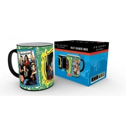 Friends heat change mug...