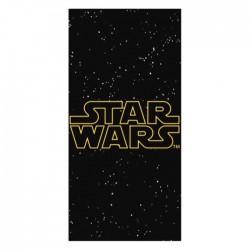 Star Wars beach towel black...