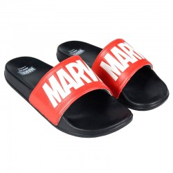 Pantofle Marvel Logo