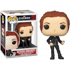 POP Marvel: Black Widow –...