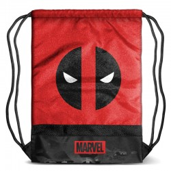 Marvel Deadpool gym bag...